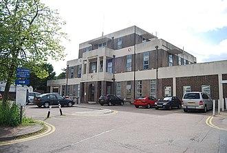 Kent and Sussex Hospital - Kent and Sussex Hospital