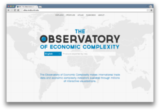 The Observatory of Economic Complexity