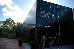The Official Matrix Exhibit entrance.jpg