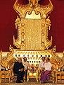 The Prime Minister, Shri Narendra Modi calling on the President of Myanmar, Mr. U. Thein Sein, at Nay Pyi Taw, Myanmar on November 11, 2014 (2).jpg