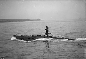 Operation Gambit - Image: The Royal Navy during the Second World Wat A22903