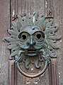 The Sanctuary knocker, Durham Cathedral - geograph.org.uk - 1759573.jpg