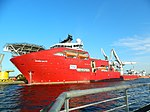 The Skandi Arctic supply vessel in Leith docks.jpg