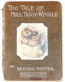 The Tale of Mrs Tiggy-Winkle first edition cover.jpg