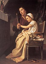 The Thank Offering, by William-Adolphe Bouguereau.jpg