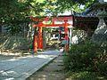 The Third Torii (三の鳥居) at Tamasaki Shrine (玉前神社) - panoramio.jpg