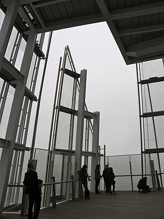 The View from The Shard - Outdoor viewing gallery