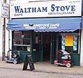 The Waltham Stove cafe on the High Street - geograph.org.uk - 21893.jpg