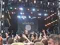 The Wombats performing at Isle of Wight Festival 2008 4.JPG