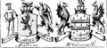 The arms of the nobility, of England, Scotland and Ireland, brought down to the year 1778 Fleuron T118793-39.png