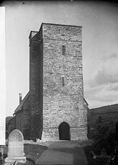 The church, Llansawel