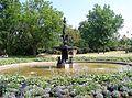 The fountain in Kungsparken Malmö - panoramio.jpg
