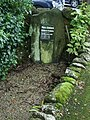 The grave of Winifred Cumming - geograph.org.uk - 931384.jpg
