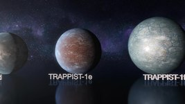 File:The seven planets of TRAPPIST-1.webm