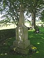 The war memorial, Coniston Cold - geograph.org.uk - 1437189.jpg