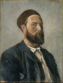 Theodor Kittelsen - Self-Portrait - Google Art Project.jpg