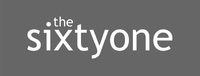 Thesixtyone logo
