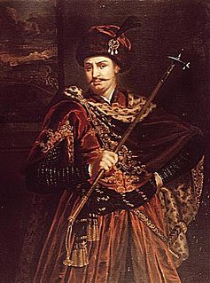 Emeric Thököly Prince of Upper Hungary