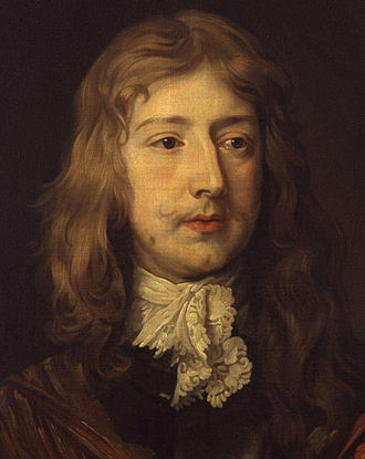 Thomas Killigrew - Detail from a portrait of Thomas Killigrew by Anthony van Dyck, circa 1635