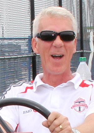 Thomas Rongen - Rongen in 2012