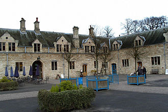 The Queen's Royal Lancers and Nottinghamshire Yeomanry Museum - Image: Thoresby Courtyard