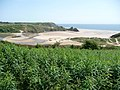 Three Cliffs Bay on Gower in May - geograph.org.uk - 2416915.jpg