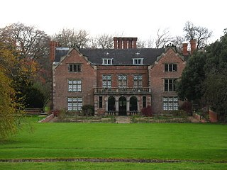 Thrumpton Hall Grade I listed architectural structure in the United Kingdom