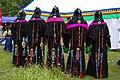 Tibetan Female Headdress in Kham Derge Mesho 12.jpg
