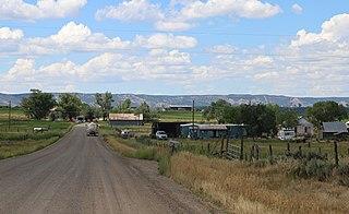 Tiffany, Colorado human settlement in Colorado, United States of America