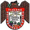 Coat of arms of Tijuana Municipality