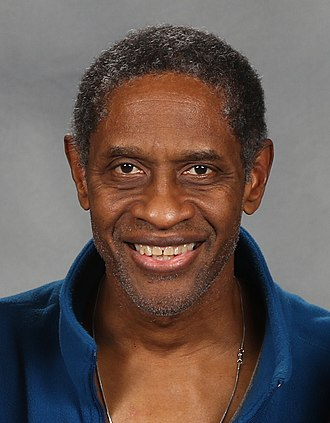 Tim Russ - Russ at the Paradise City Comic Con, December 2016