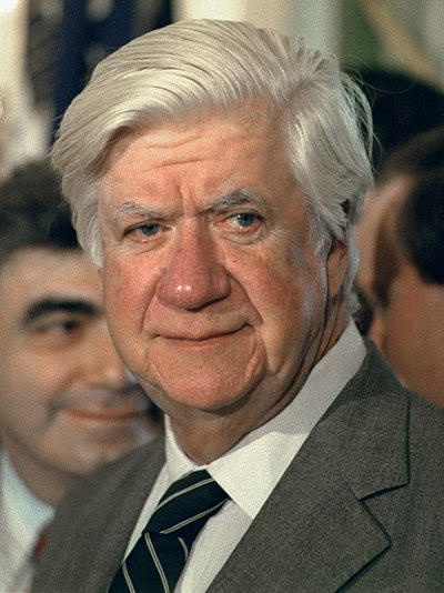 Thomas P. O'Neill, American politician