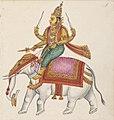 Tiruchchirappalli painting Indra (cropped).jpg
