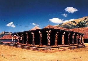 Thirunelli Temple - Image: Titunelli Temple