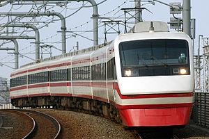 Tobu Railway - Image: Tobu Railway 200