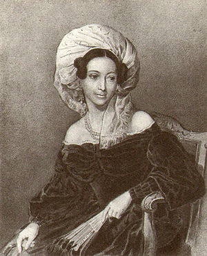 Georgy Gruzinsky - Princess Anna Georgyevna Gruzinskaya.