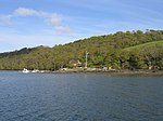 Tolverne Cottage. The picturesque smugglers cottage on the bend in River Fal. http://www.tolverneriverfal.co.uk/