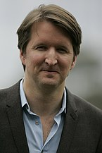 Tom Hooper in New York in 2010