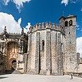 Tomar-Convento de Cristo-Tereiro da igreja-20140914.jpg