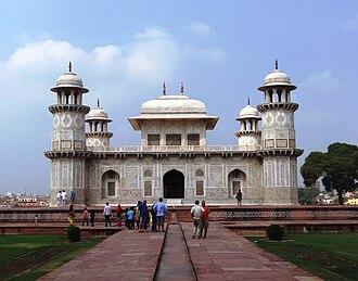 Tomb - Tomb of I'timād-ud-Daulah, Agra
