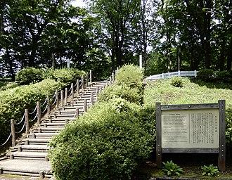 Shingō, Aomori - Alleged tomb of Jesus in Shingo Village