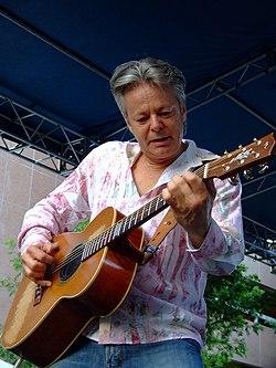 Tommy Emmanuel 2006-ban Alabama állam Birmingham megyéjében.