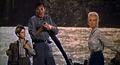 Tommy Rettig, Robert Mitchum and Marilyn Monroe in River of No Return.png