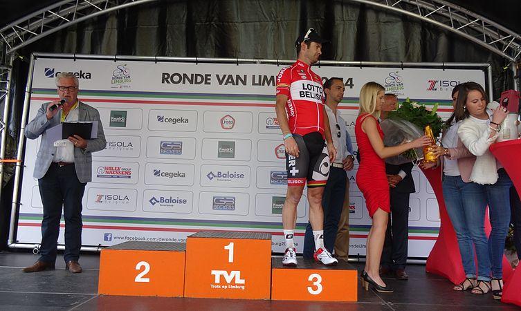 Tongeren - Ronde van Limburg, 15 juni 2014 (G05).JPG