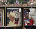 Top brass Wedding of Prince William of Wales and Kate Middleton.jpg