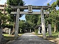 Torii of Suga Shrine in Munakata, Fukuoka 3.jpg