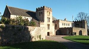 Torre Abbey - Torre Abbey, side entrance