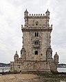 Torre de Belém, Lisboa, Portugal, 2012-05-12, DD 18.JPG