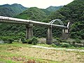 Totsukawa I power station aqueduct.jpg