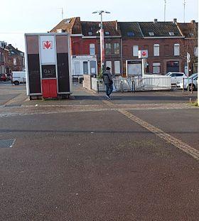 Phalempins m tro de lille m tropole wikimonde - Station essence porte des postes lille ...